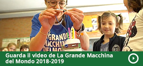 Guarda il video de La Grande Macchina del Mondo 2018-2019